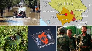 Powrót do przeszłości, demony wojny i podziałów. Gorący rok na Bałkanach