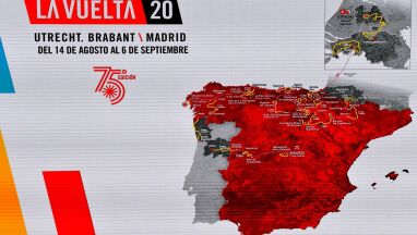 Vuelta 2020 pojedzie w czterech krajach.