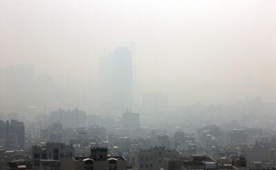 Smog w Iranie