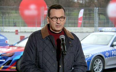 Premier zapowiada zmiany w prawie o ruchu drogowym