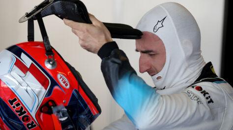 Kubica podsumował dwa lata w Williamsie