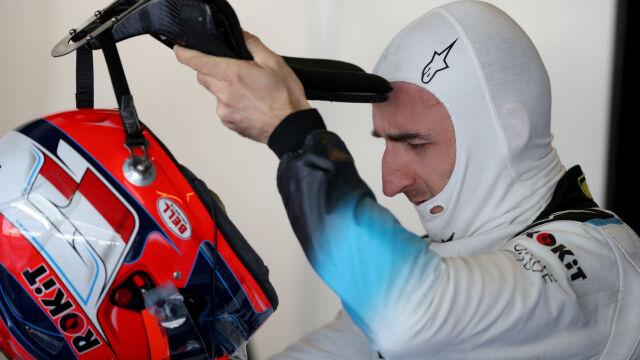Kubica podsumował dwa lata w Williamsie. Padły gorzkie słowa