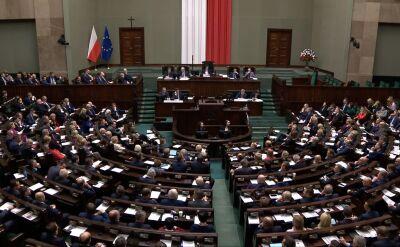 Sejm przyjął uchwałę z okazji otrzymania przez Olgę Tokarczuk Nagrody Nobla
