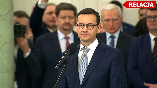 Ekipa Szydło w rządzie Morawieckiego. Jutro expose, głosowanie nad wotum zaufania w środę