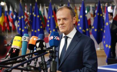 Tusk o migracji: musimy intensywniej pracować nad jednością