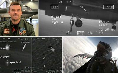 Ucieczka z uszkodzonego F-16