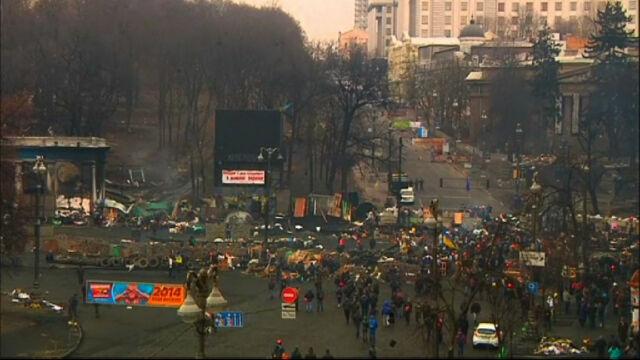 """""""Cała opozycja zbiera się, żeby przekonać Wiktora Janukowycza do rezygnacji"""""""