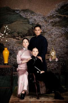 Song Hye Kyo, Zhang Ziyi i Tony Leung