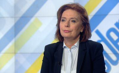 Kidawa-Błońska: nie sądzę, że premier Morawiecki zdecyduje o cofnięciu nagród
