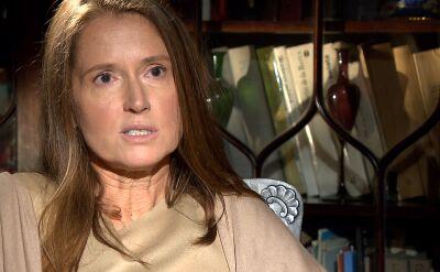 Monika Jaruzelska komentuje prezydenckie weto
