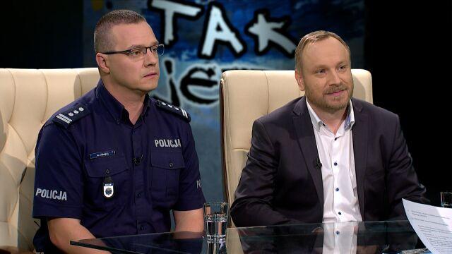 Łukasz Zboralski i Mariusz Ciarka w Tak Jest