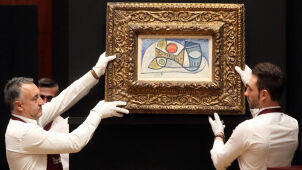 Wielkie bankructwo i imponująca kolekcja. Obrazy van Gogha, Moneta i Picassa sprzedane