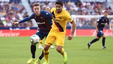 Barcelona ma problem. Suarez znowu kontuzjowany