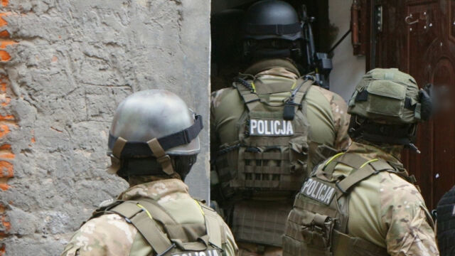 CBŚP: zatrzymani planowali porwanie włoskiego biznesmena