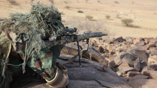 """""""Terroryści zawsze szukają nowego pola bitwy"""""""