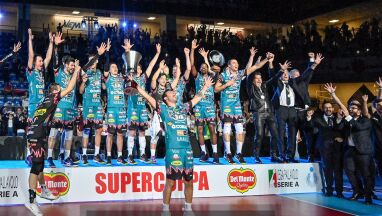 Leon i Heynen z pierwszym trofeum we Włoszech. Niebotyczny poziom