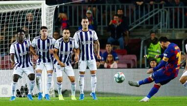 Jubileuszowy gol i kolejny rekord Messiego.