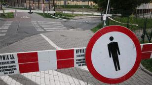 Wał Miedzeszyński będzie zamknięty także we wtorek - zdecydowały władze stolicy