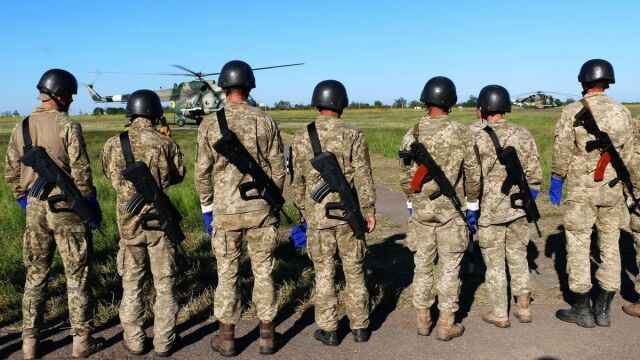 Wracają z Donbasu, popełniają samobójstwa