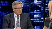 Komorowski o rezolucji: Parlament Europejski beszta polski rząd