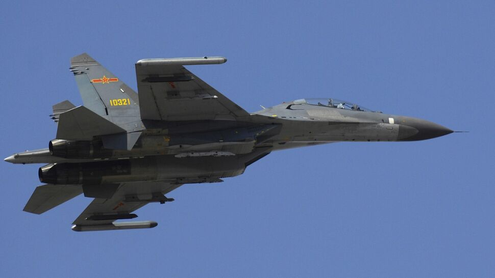 """""""Celowe, lekkomyślne i prowokacyjne"""" działanie chińskich myśliwców"""