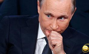Polityczny ferment na Ukrainie to to, na co czeka Władimir Putin - mówił Jan Piekło