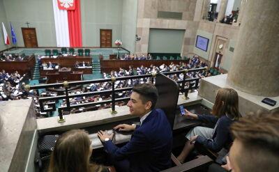 XXIV sesja Sejmu Dzieci i Młodzieży w Warszawie