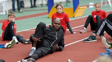 Legenda biegów zapowiada rewanż za igrzyska.