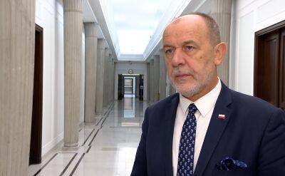 Mosiński: działania rozpoczęte przez Komisję Europejską są oderwane od rzeczywistości