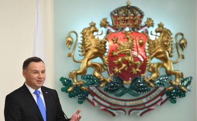 Duda o dalszych sankcjach na Rosję