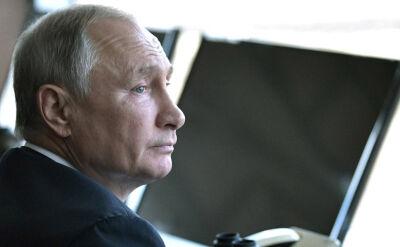 Rosja obwinia Ukrainę o sprowokowanie incydentu na Morzu Azowskim