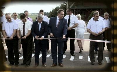 Wiceminister Zieliński pod parasolem. Nic nie jest w stanie zachwiać jego pozycją