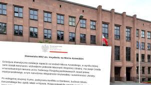 Polskie MSZ: z całą mocą potępiamy agresywne działania Rosji