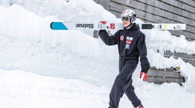 Największa w historii kadra Norwegii w skokach