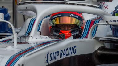 Williams zmienił plany testów. Kubica wrócił za kierownicę i poprawił czasy
