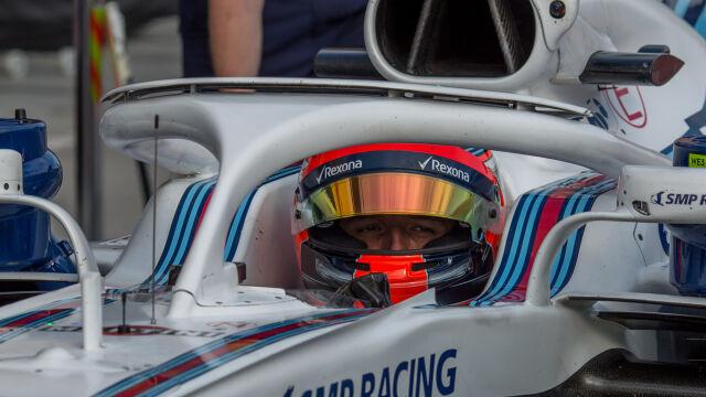Kubica wytłumaczył wybór numeru startowego