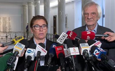 """Ryszard Terlecki: tekst """"Gazety Wyborczej"""" to laurka dla Jarosława Kaczyńskiego"""