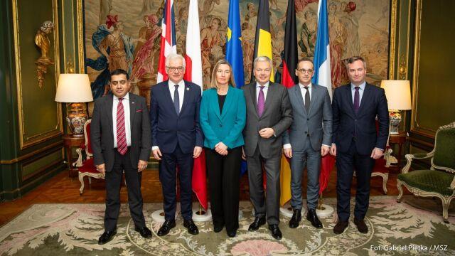Unijni członkowie Rady Bezpieczeństwa ONZ deklarują współpracę. W tym gronie Polska