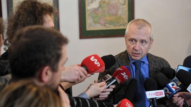 Dubois o zawiadomieniu do prokuratury w sprawie Jarosława Kaczyńskiego