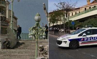 Atak nożownika na dworcu w Marsylii. Są ofiary śmiertelne