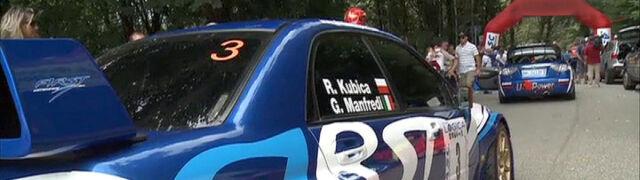 Zbudują Kubicy bolid F1? Chce go Mercedes