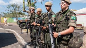 Wojsko nie zdołało zapewnić bezpieczeństwa w Rio de Janeiro. Koniec eksperymentu