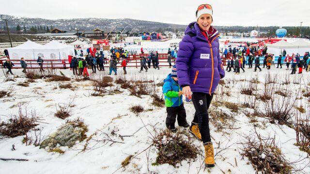 Syn Marit Bjoergen będzie bronił honoru rodziny w wyjątkowej imprezie