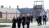 Duda i Pence oddali hołd zgładzonym w KL Auschwitz II - Birkenau