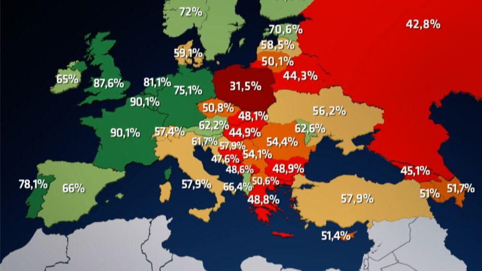 Polska ostatnia w rankingu dostępności antykoncepcji