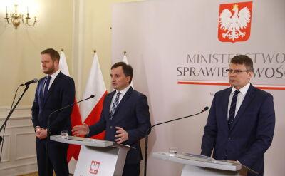 Ziobro: Kaczyński nie zapoznał się  z aktami sprawy Birgfellnera