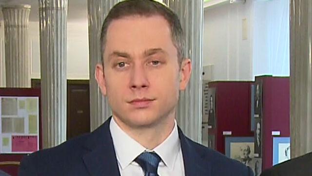Cezary Tomczyk o działaniach służb w sprawie oświadczenia majątkowego prezesa PiS