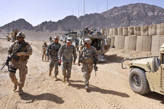 Niezapowiedziana wizyta szefa Pentagonu w Kabulu.