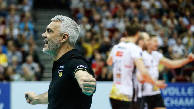 Skra przegrała w Gdańsku. Trefl z awansem do ćwierćfinału LM
