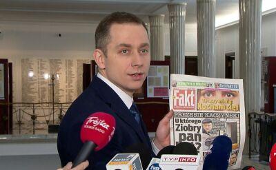 Opozycja pyta o spotkanie Ziobro z Kaczyńskim